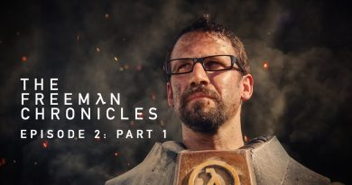 The Freeman Chronicles: Episode 2 (Parts 1 & 2)