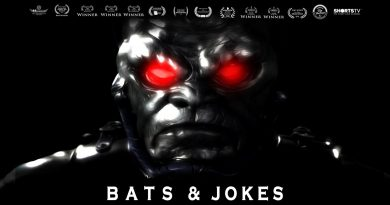 Bats & Jokes – A Batman Fan Film
