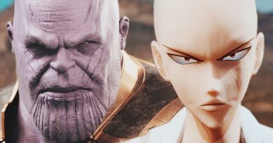 Thanos Vs Saitama – A Marvel & One Punch Man Fan Film