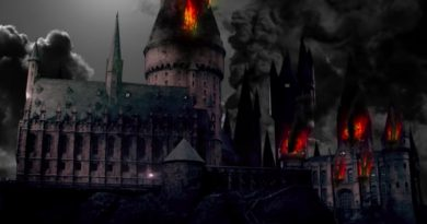Battle of Hogwarts – A Harry Potter Fan Film