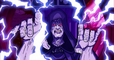 Palpatine – A Star Wars Micro Fan Film