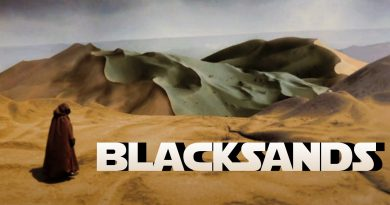 Star Wars: Black Sands
